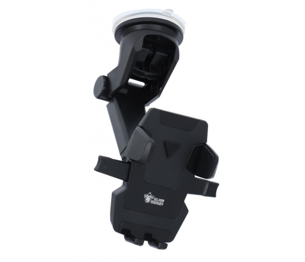 Silver Monkey Uniwersalny Teleskopowy Uchwyt do Szyby 55-88mm - 487145 - zdjęcie 2