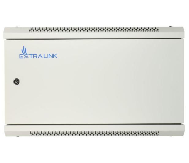 """ExtraLink Wisząca 19"""" 6U 600x450mm (szara)  - 489286 - zdjęcie 2"""
