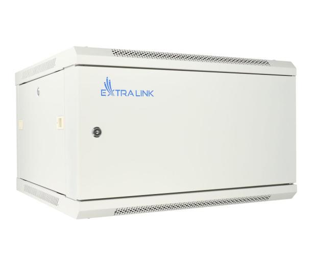 """ExtraLink Wisząca 19"""" 6U 600x600mm (szara)  - 489285 - zdjęcie"""