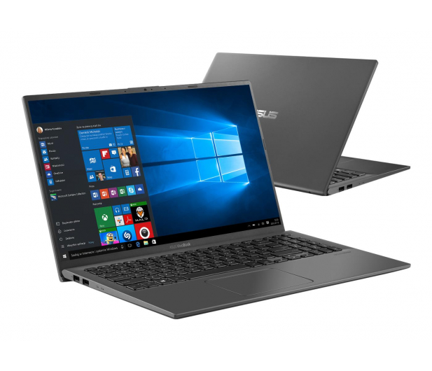 ASUS VivoBook 15 R512UA 4417/4GB/256/Win10 Szary - 494509 - zdjęcie