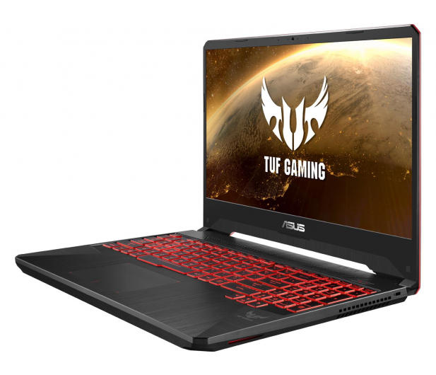 ASUS TUF Gaming FX505GM i7-8750H/8GB/512+1TB/Win10 - 493975 - zdjęcie 4