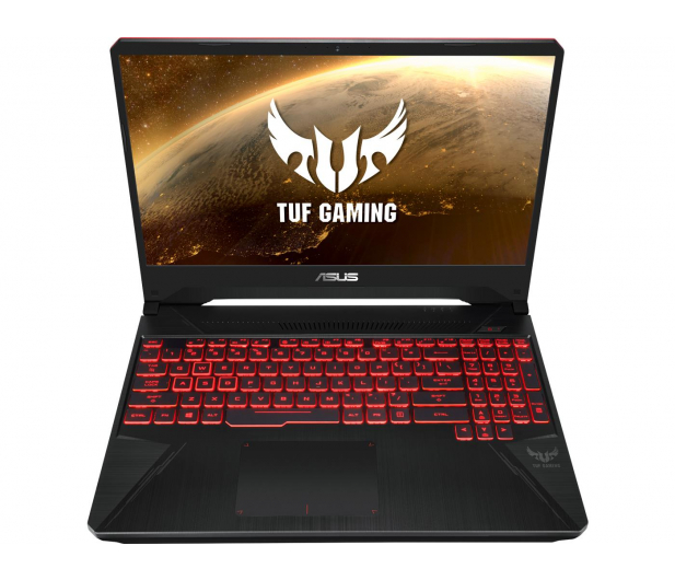 ASUS TUF Gaming FX505GM i7-8750H/8GB/512+1TB/Win10 - 493975 - zdjęcie 3