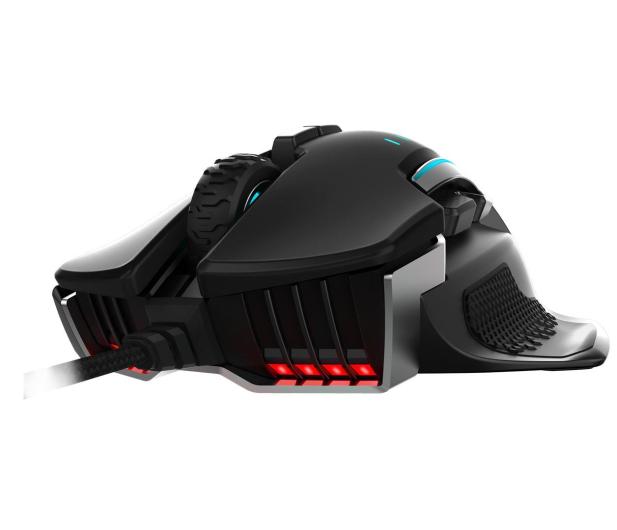 Corsair Glaive Pro (czarny, RGB, alu)  - 493438 - zdjęcie 4