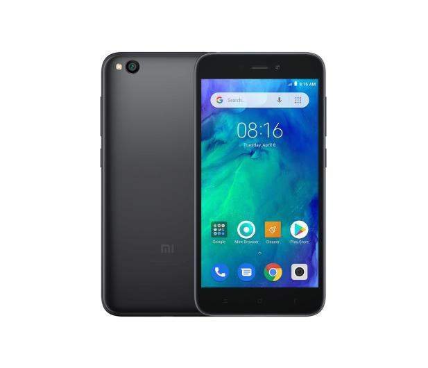 Xiaomi Redmi Go 16GB Dual SIM LTE Black - 494180 - zdjęcie