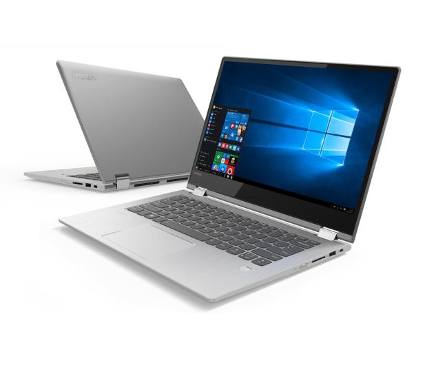 Lenovo YOGA 530-14 i5-8250U/8GB/256/Win10 MX130 Szary - 480017 - zdjęcie