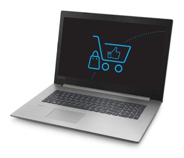 Lenovo Ideapad 330-17 i5/8GB/240+1TB/Win10X GTX1050 Szary - 488937 - zdjęcie 5