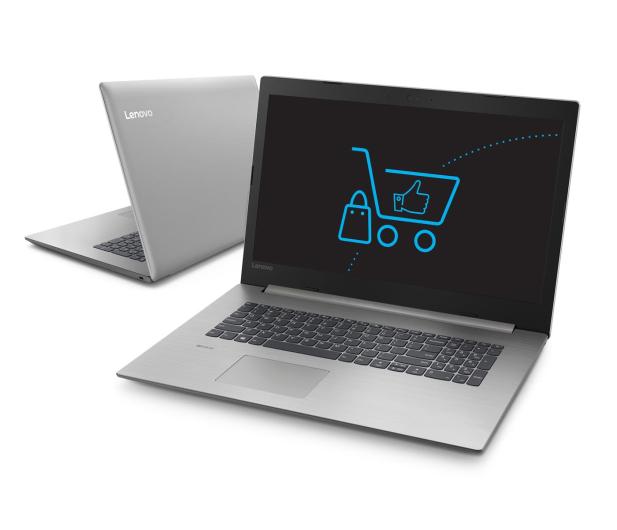 Lenovo Ideapad 330-17 i5-8300H/8GB/1TB GTX1050 Szary - 488907 - zdjęcie