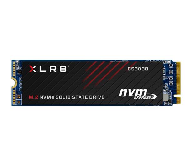 PNY 500GB M.2 PCIe NVMe XLR8 CS3030  - 490090 - zdjęcie