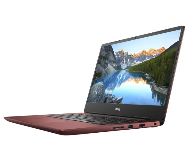Dell Inspiron 5480 i5-8265U/8GB/256/Win10 MX250 FHD Red - 489976 - zdjęcie 6