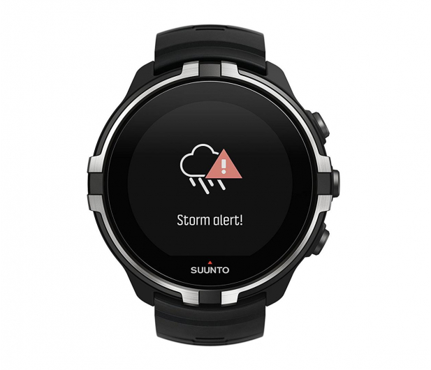 Suunto Spartan Sport Wrist HR Baro Stealth  - 490272 - zdjęcie 6