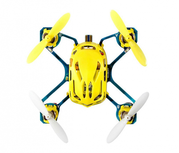 Hubsan Mini Q4 H111 żółty - 489283 - zdjęcie 4