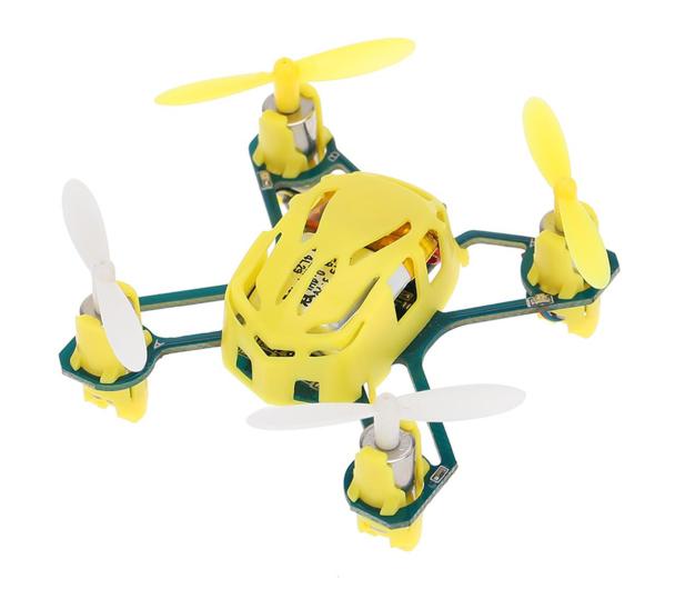 Hubsan Mini Q4 H111 żółty - 489283 - zdjęcie 3
