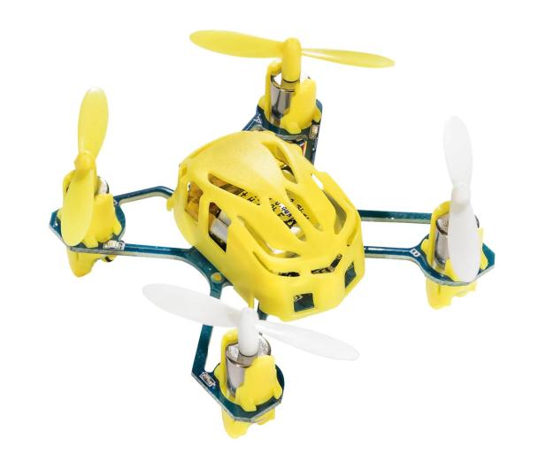 Hubsan Mini Q4 H111 żółty - 489283 - zdjęcie