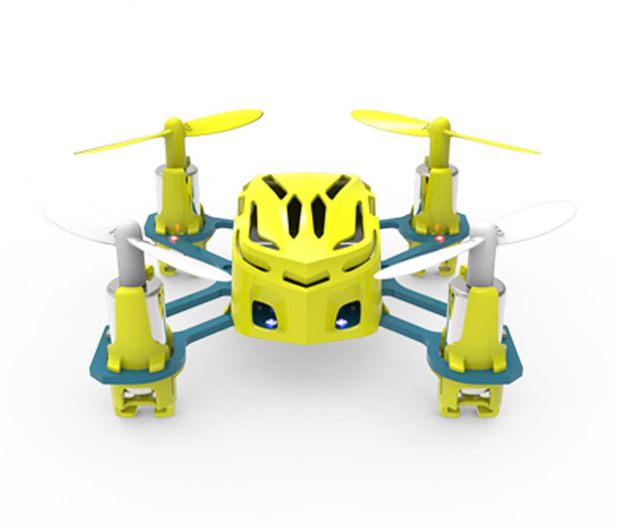 Hubsan Mini Q4 H111 żółty - 489283 - zdjęcie 2