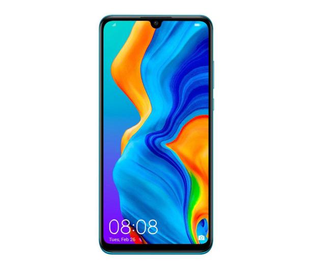 Huawei P30 Lite 128GB Niebieski + FreeBuds Lite białe  - 513706 - zdjęcie 4