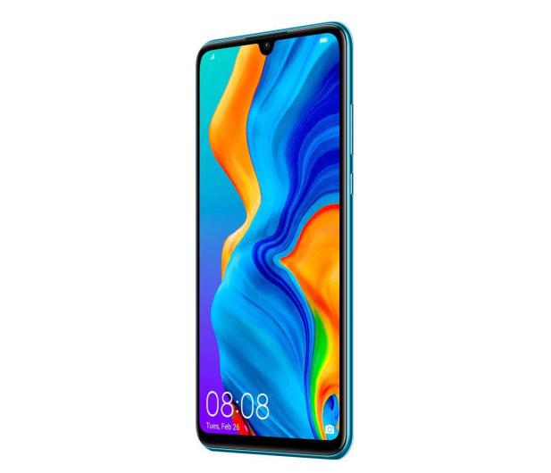 Huawei P30 Lite 128GB Niebieski - 480626 - zdjęcie 2