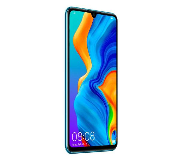 Huawei P30 Lite 128GB Niebieski + FreeBuds Lite białe  - 513706 - zdjęcie 5