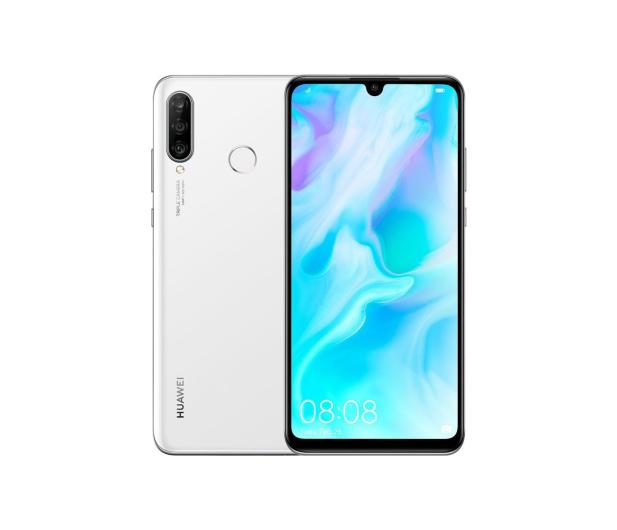 Huawei P30 Lite 128GB Biały - 480627 - zdjęcie