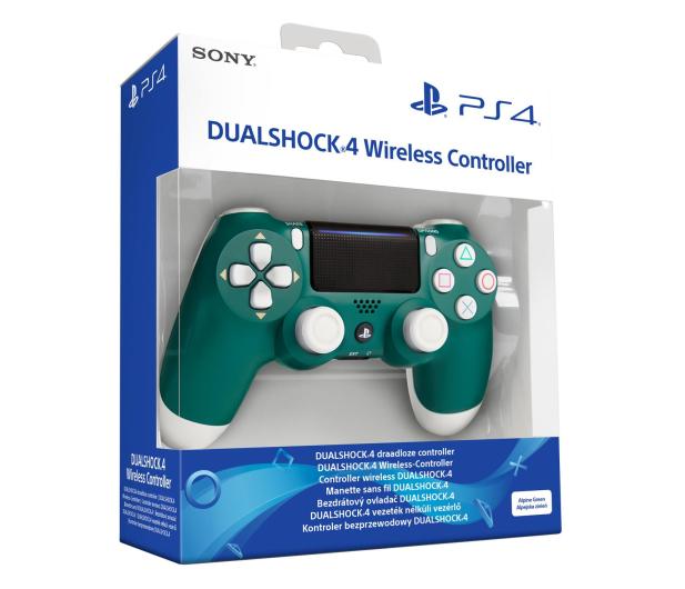 Sony Kontroler Playstation 4 DualShock 4 Alpine Green - 490587 - zdjęcie 5