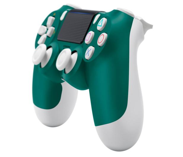 Sony Kontroler Playstation 4 DualShock 4 Alpine Green - 490587 - zdjęcie 2