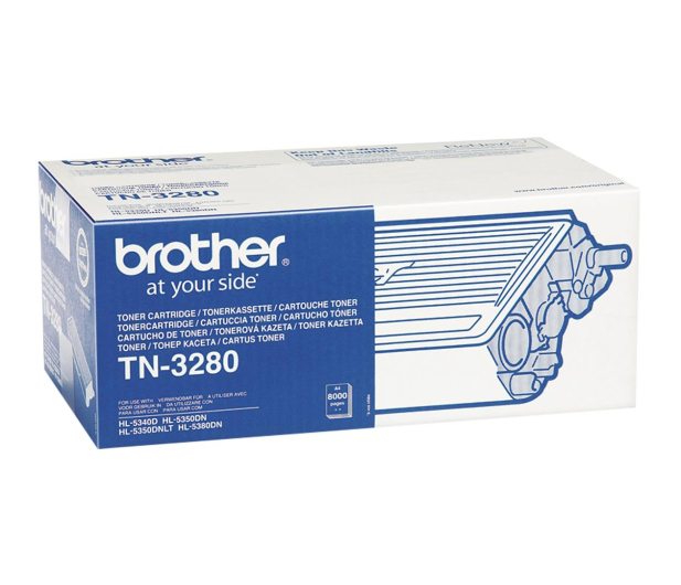 Brother TN3280 black 8000str. - 44764 - zdjęcie