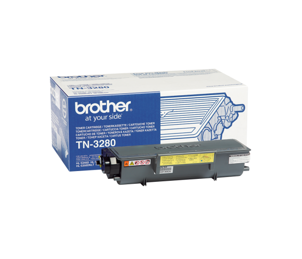 Brother TN3280 black 8000str. - 44764 - zdjęcie 2
