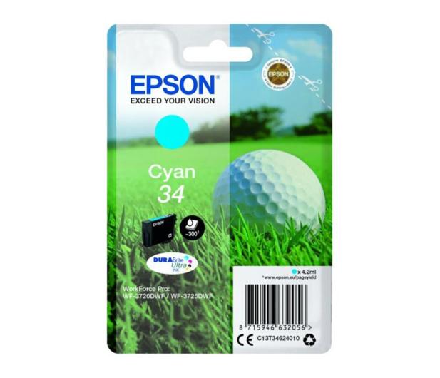 Epson T3462 cyan 300 str.  - 367024 - zdjęcie