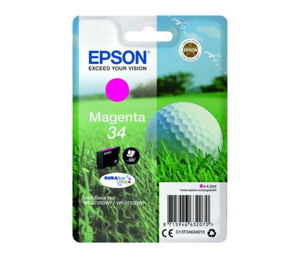 Epson T3463 magenta 300 str. (C13T34634010) - 367025 - zdjęcie