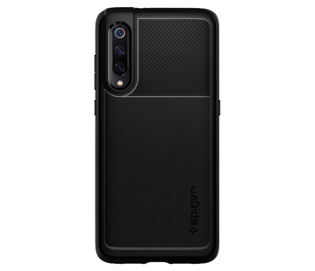 Spigen Rugged Armor do Xiaomi Mi 9 Black - 490493 - zdjęcie 4