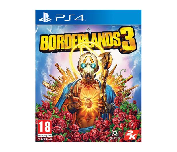 PlayStation Borderlands 3 - 490407 - zdjęcie