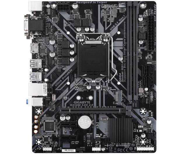 Gigabyte H310M S2H 2.0 - 490745 - zdjęcie 2