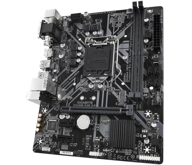 Gigabyte H310M S2H 2.0 - 490745 - zdjęcie 3