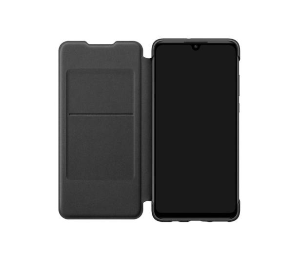 Huawei Wallet Cover do Huawei P30 Lite Black  - 484520 - zdjęcie 2