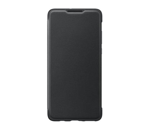Huawei Wallet Cover do Huawei P30 Lite Black  - 484520 - zdjęcie