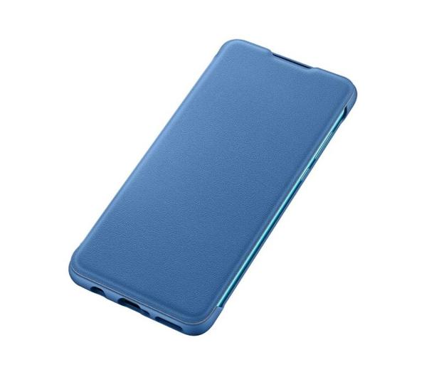 Huawei Wallet Cover do Huawei P30 Lite Blue  - 484521 - zdjęcie 4