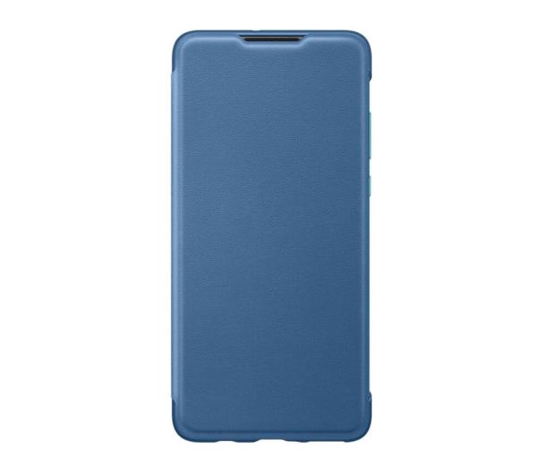 Huawei Wallet Cover do Huawei P30 Lite Blue  - 484521 - zdjęcie