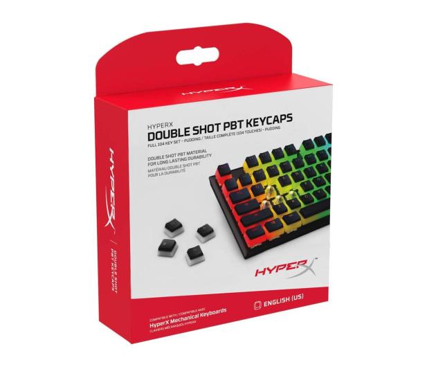 HyperX Nakładki na klawisze do FPS i MOBA (Double Shot) - 490486 - zdjęcie
