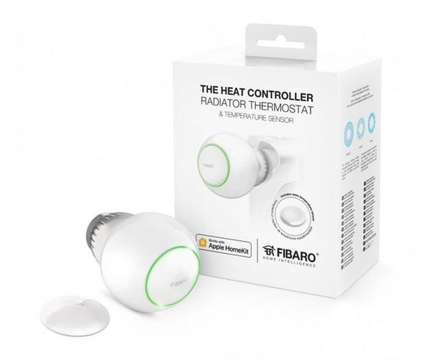 Fibaro Heat Starter Termostat grzejnikowy+czujnik - 490581 - zdjęcie 3