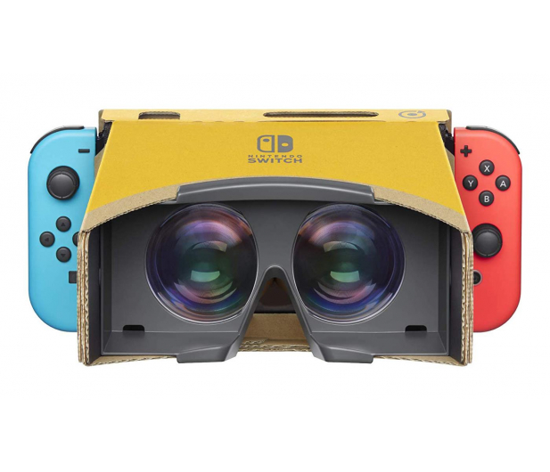 Nintendo SWITCH Nintendo Labo VR Kit - 490516 - zdjęcie 2