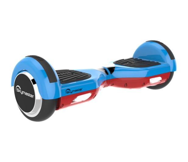 """Skymaster Smart Dual 6"""" blue-red + Głośnik + Aplikacja  - 490946 - zdjęcie"""