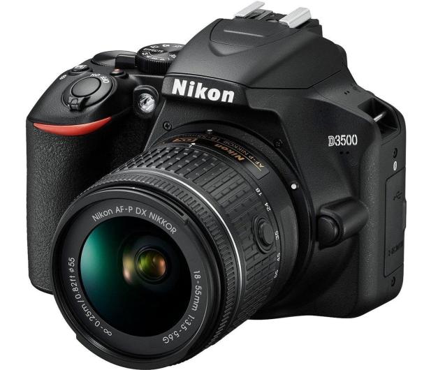 Nikon D3500 AF-P DX 18-55 f/3.5-5.6 G - 495326 - zdjęcie 2