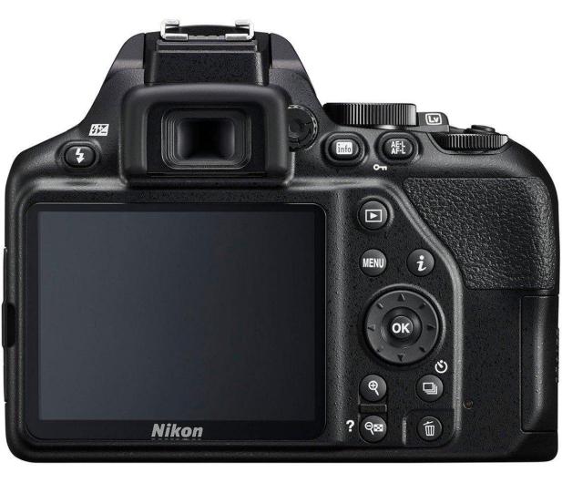 Nikon D3500 AF-P DX 18-55 f/3.5-5.6 G - 495326 - zdjęcie 4