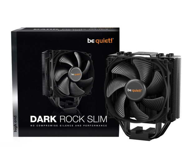 be quiet! Dark Rock SLIM 120mm - 495019 - zdjęcie