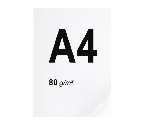 A4 ryza 500 szt. 80g/m - 1105 - zdjęcie