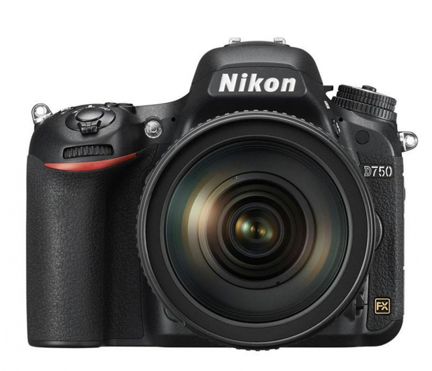 Nikon D750 czarny + AF-S 24-85 - 246168 - zdjęcie