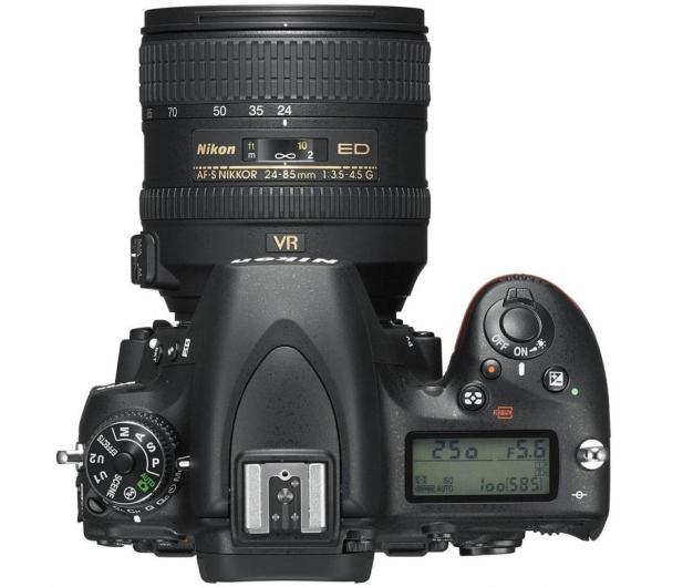 Nikon D750 czarny + AF-S 24-85 - 246168 - zdjęcie 5