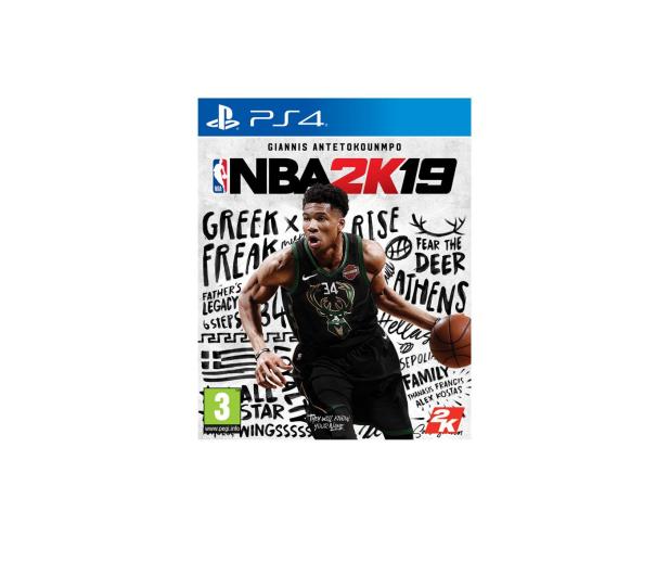 CENEGA NBA 2K19 - 434241 - zdjęcie