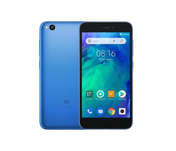 Xiaomi Redmi Go 16GB Dual SIM LTE Blue - 495117 - zdjęcie