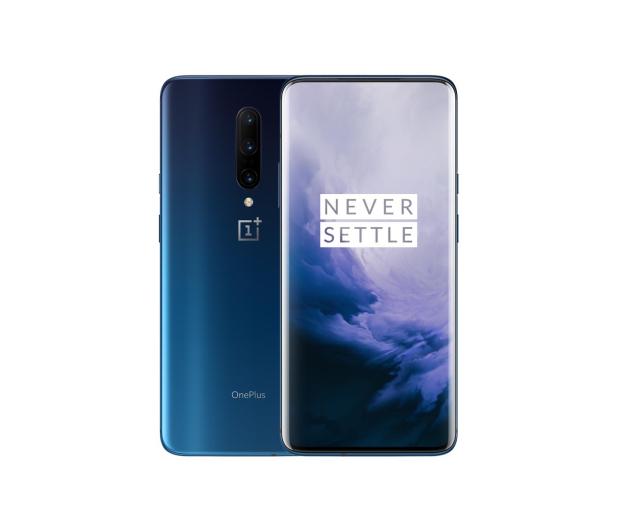 OnePlus 7 Pro 12/256GB Dual SIM Nebula Blue - 495029 - zdjęcie