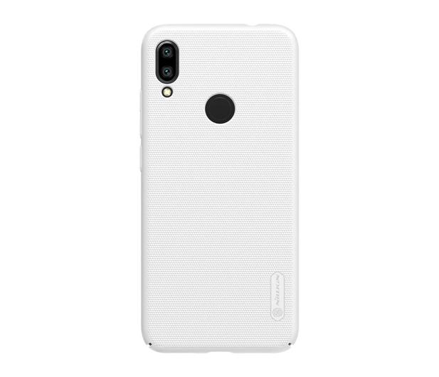 Nillkin Super Frosted Shield do Xiaomi Redmi Note 7 biały - 495699 - zdjęcie